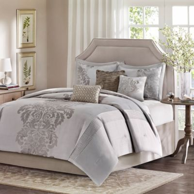 Hampton Hill Novak 7-Piece Queen Comforter Set