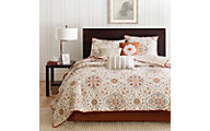 Hampton Hill Tissa 6-Piece Full/Queen Coverlet Set