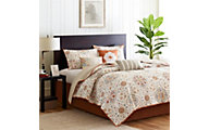 Hampton Hill Tissa 6-Piece King Coverlet Set