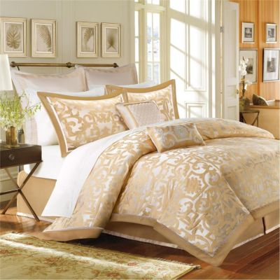 Hampton Hill Castello 8-Piece King Comforter Set