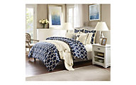 Hampton Hill Strathmore 6-Piece Queen Comforter Set