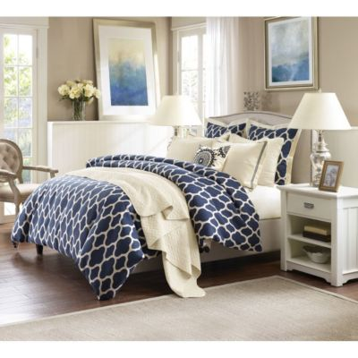 Hampton Hill Strathmore 7-Piece King Comforter Set