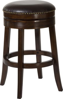 Hillsdale Furniture Tillman Backless Swivel Counter Stool