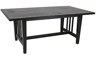 Hillsdale Furniture Copeland Trestle Table