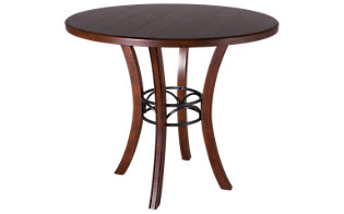 Hillsdale Furniture Cameron Counter Height Round Table