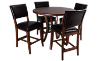 Hillsdale Furniture Cameron Counter Height 5 Piece Dining Set