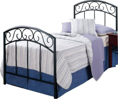 Hillsdale Furniture Wendell Full Metal Bed