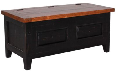 Hillsdale Furniture Tuscan Retreat Blanket Box
