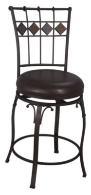 Hillsdale Furniture Lakeview Swivel Counter Stool