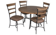 Hillsdale Furniture Charleston Table & 4 Chairs