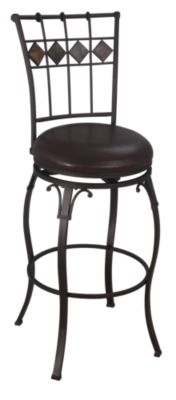 Hillsdale Furniture Lakeview Swivel Bar Stool
