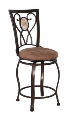 Hillsdale Furniture Brookside Swivel Counter Stool