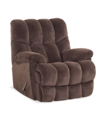 Homestretch Prescott Rocker Recliner