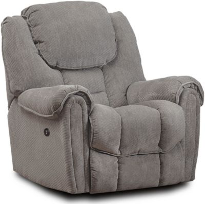 Homestretch Baxter Power Rocker Recliner