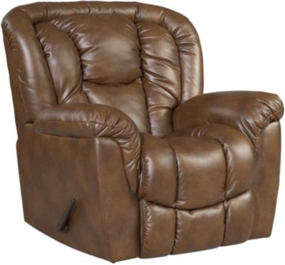 Homestretch Samson Saddle Rocker Recliner
