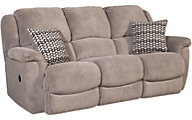 Homestretch Newman Gray Power Reclining Sofa