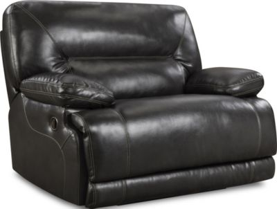 Homestretch Marshall Power Reclining Chair & 1/2