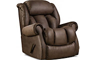 Homestretch Diversery Brown Rocker Recilner