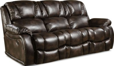 Homestretch Brahma Reclining Sofa