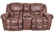 Homestretch Baxter Rocker Reclining Loveseat
