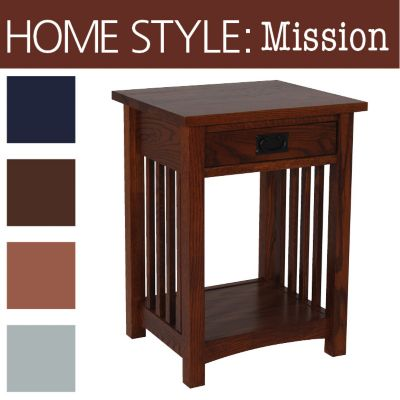 Home Style Series: Mission