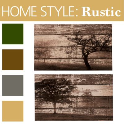 Home Style Series: Rustic