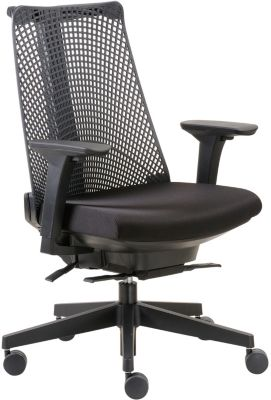 Presidential Seating Unique Molded Mesh Back Chair