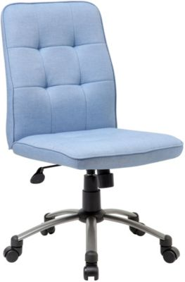 Presidential Seating Modern Blue Desk Chair