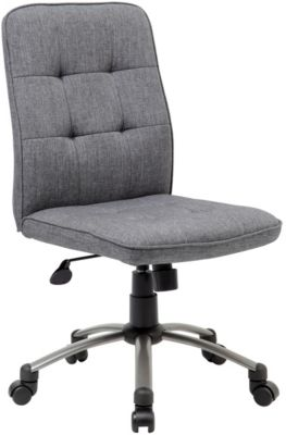 Presidential Seating Modern Slate Gray Desk Chair