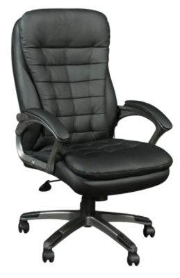 Presidential Seating Executive High Back Black Desk Chair