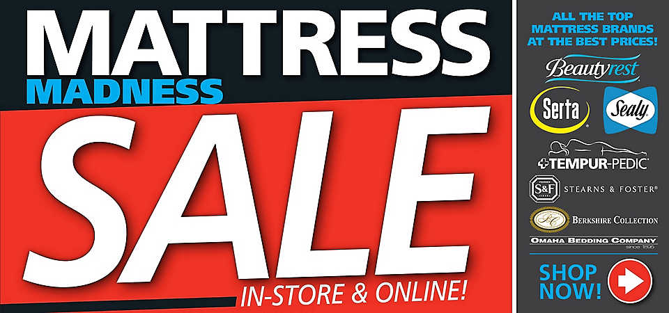 Mattress Madness Sale