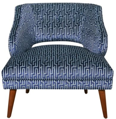 Huntington House 7707 Collection Accent Chair