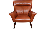 Huntington House 7723 Collection 100% Leather Accent Chair