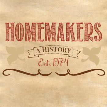 Homemakers History Infographic