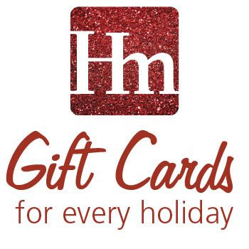 Homemakers Holiday Gift Cards Infographic