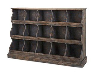 Imax Drina Cubby Shelf