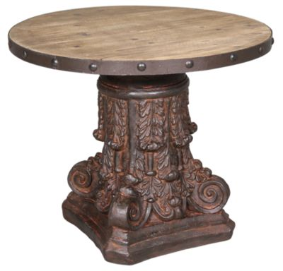 Imax Gonzalez Accent Table