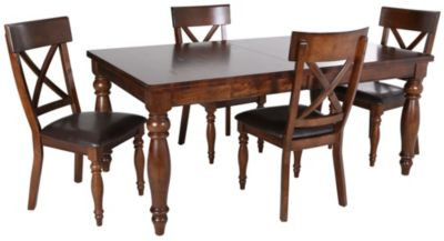 Intercon Kingston Table & 4 Chairs