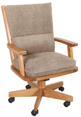 Intercon Swivel Caster Tilt Chair