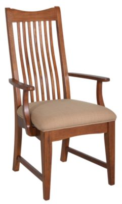 Intercon Pasadena Revival Arm Chair