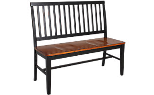 Intercon Arlington Two-Tone Bench