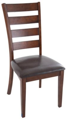 Intercon Kona Ladder-Back Side Chair