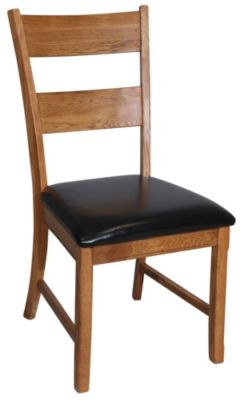 Intercon Family Dining Ladder-Back Side Chair