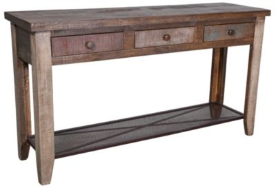 Int'l Furniture 968 Collection Solid Wood Sofa Table