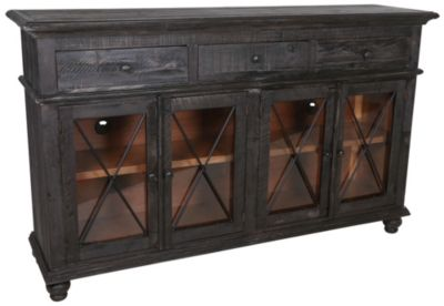 Int'l Furniture Vintage 70-Inch Console