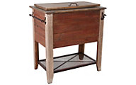 Int'l Furniture Antique Collection Cooler