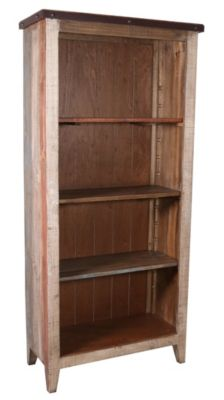 Int'l Furniture Antique Collection 70-Inch Bookcase
