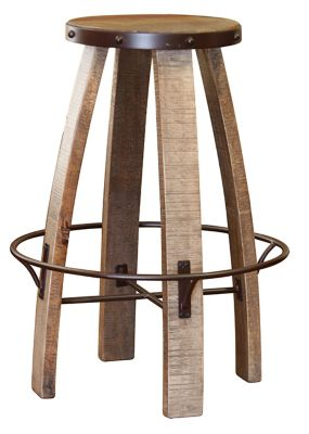 Int'l Furniture Country Bar Stool