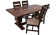 Int'l Furniture Terra Table & 4 Chairs