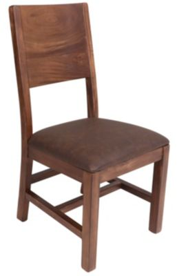 Int'l Furniture Parota Side Chair